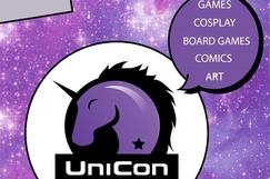 Festivāla UniCon 2014 plakāts