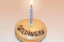 """Laipni lūgti uz """"Goldingen"""" dzimšanas dienu!"""